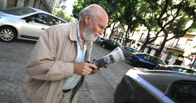 Teodoro Montes, antiguo responsable de Formaci�n Ocupacional de la Junta de Andaluc�a