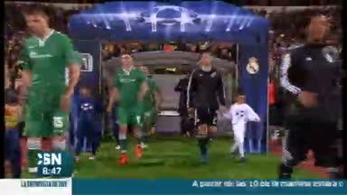 Sufrida victoria del Madrid
