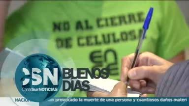 Cierra ENCE en Huelva