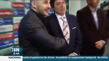 Ferrer deja banquillo C�rdoba