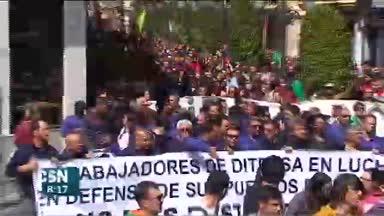 Nueva huelga de estudiantes