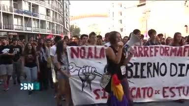 2� Jornada huelga estudiantes