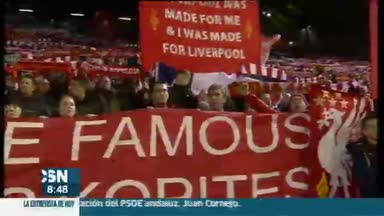 0-3: Lecci�n del Madrid en Liverpool