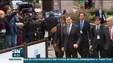 UE evita aislamiento energ�tico de Espa�a