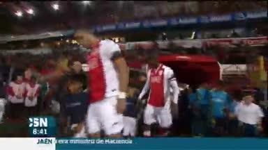 El Sevilla empata en B�lgica