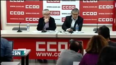 CCOO expulsa a sus militantes con tarjeta opaca