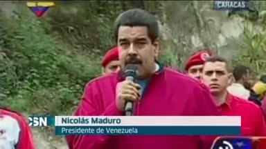 Nuevo roce diplom�tico con Venezuela