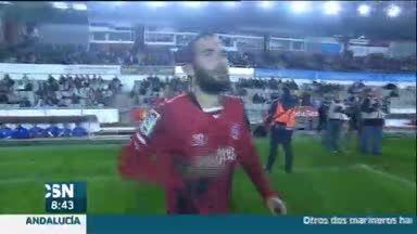 El Sevilla barre al Sabadell