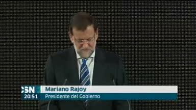 Oposici�n rechaza el optimismo de Rajoy