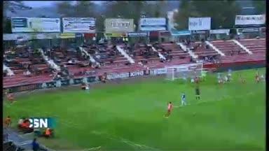 Girona 2-0 Recreativo