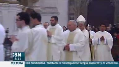 Arzobispo pide perd�n