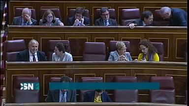 El PSOE apoya moci�n de IP
