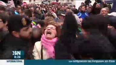 Protocolo de desahucios de Granada