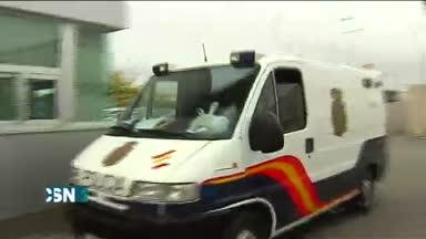 Los detenidos en Granada, ante el juez