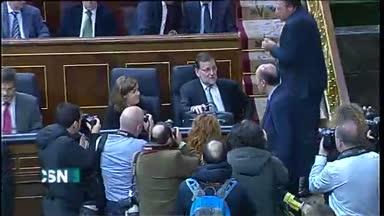 Enfrentamiento Rajoy-S�nchez