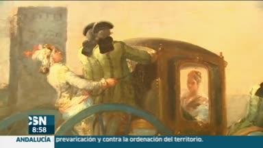 Los cartenos para tapices de Goya