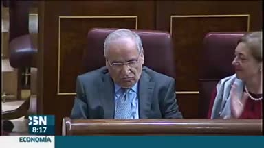 Alfonso Guerra se despide