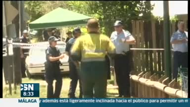 Crimen m�ltiple en Australia