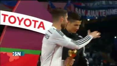 El Madrid gana el Mundial de Clubes