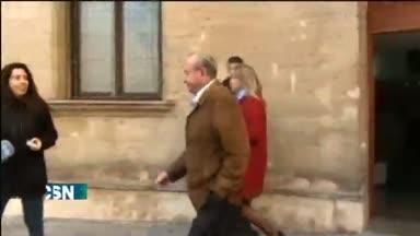 La Infanta Cristina se sentar� en el banquillo