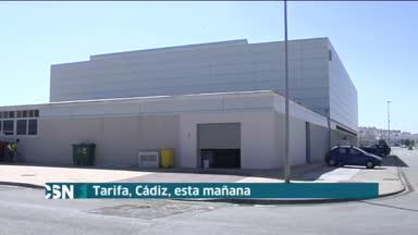Un centenar de inmigrantes a�n en Tarifa