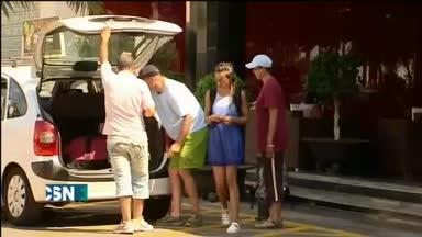Andaluc�a logra un nuevo r�cord de turistas