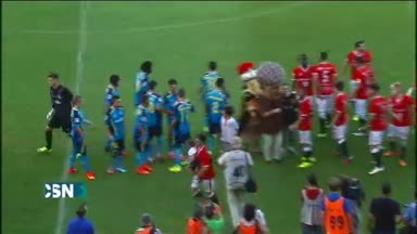 Gimn�stic 1-2 Sevilla FC