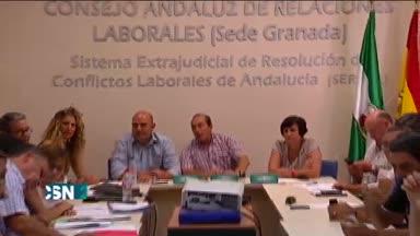 Comienza la huelga de hosteler�a en Granada