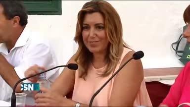 Susana D�az cree en el acuerdo por los presupuestos