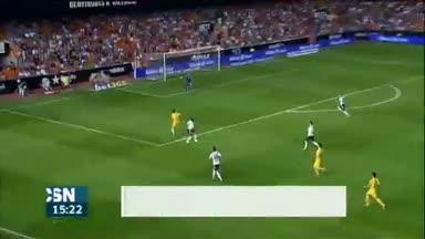 Valencia 3-0 M�laga