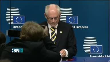 El polaco Tusk, presidente del Consejo de Europa