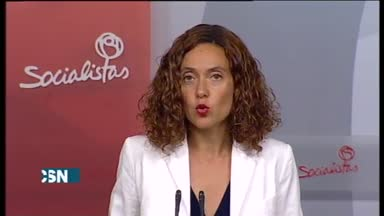 PSOE acusa a Rajoy de propaganda