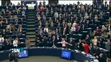 Ucrania ratifica su Asociaci�n con la UE