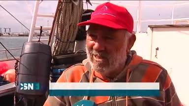 Los pescadores gaditanos denuncian presiones