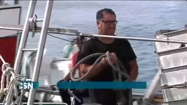 Amenazas a los pescadores gaditanos