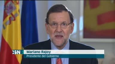 Rajoy felicita a Escocia por el No