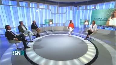 La presidenta de la Junta habla en Canal Sur TV