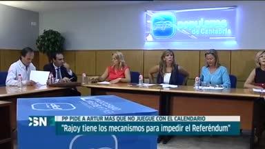 S�nchez Camacho pide a Mas que rectifique