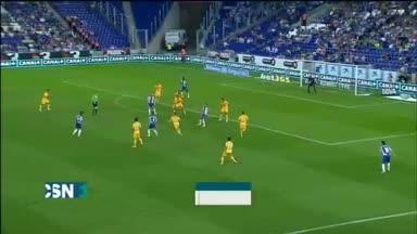Espanyol 2-2 M�laga