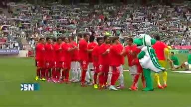 C�rdoba 1-3 Sevilla