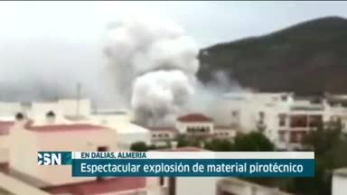 Explosi�n en Dal�as