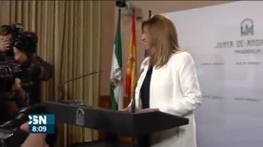 Adelanto electoral en Andaluc�a