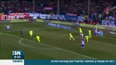 At. Madrid 2-3 Bar�a