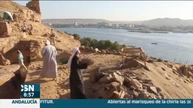 Investigadores de Ja�n vuelven a Egipto