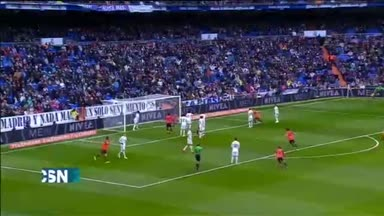 R. Madrid 4-1 R. Sociedad