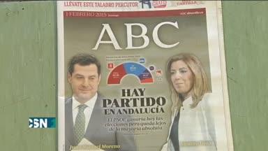 Encuestas 22M Andaluc�a