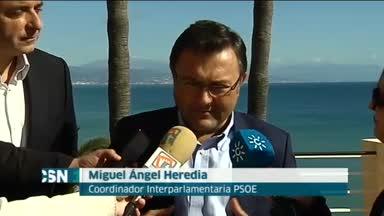 El PSOE-A comenta las encuestas