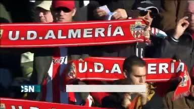 Almer�a 1-0 Getafe