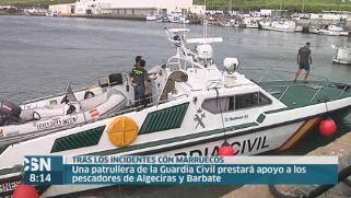 Guardia Civil apoyar� a la flota espa�ola