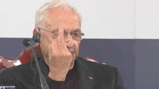 El cansancio traiciona a Frank Gehry